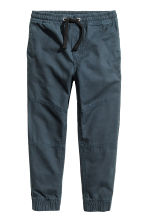 Pull-on trousers - Dark blue - Kids | H&M 2